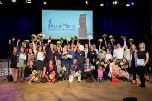 Die Gewinner der SozialMarie 2016 stehen fest!