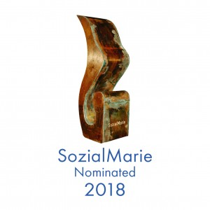 Je to tady, 34 nominací na cenu SozialMarie 2018
