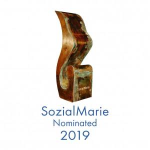 33 Jelölés a SozialMarie 2019 Díjra