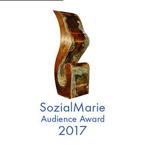 Cena publika SozialMarie 2017: Víťazné projekty
